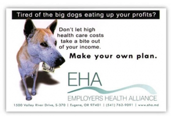 Employers Health Alliance Ads