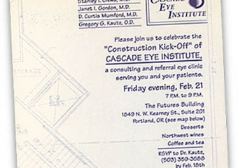 Cascade Eye Institute Events