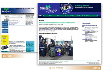 Sanipac Website