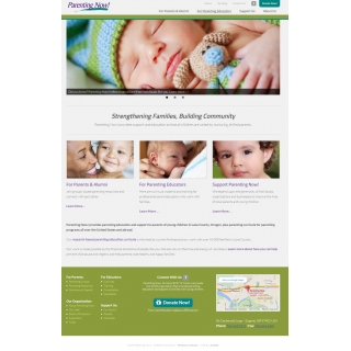 Social Services Website